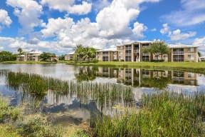 Water views | Promenade at Reflection Lakes | Fort Myers