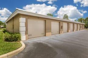 Garage parking | Promenade at Reflection Lakes parking | FL apartments