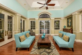 Community clubhouse | Fort Myers apartment rentals