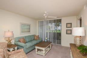 Living Room | Promenade at Reflection Lakes