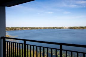 Take in the view from your private balcony |Rialto
