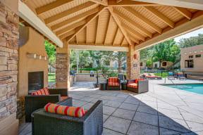 Outdoor lounge  | Vizcaya