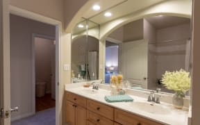 Bathroom | Park at Monterey Oaks