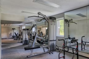 Fitness Center| The Boulders
