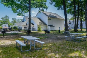 Picnic and grill area | Pavilions
