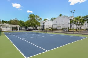 Tennis court | Pavilions