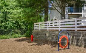 Dog park| Pavilions