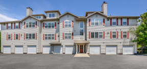 One, two, and three bedroom floor plans available  Residences at Westborough