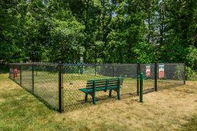 Dog Park  Residences at Westborough