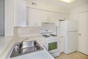 Kitchen  Residences at Westborough