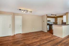 Dining Room & Kitchen  Residences at Westborough