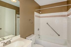 Bathroom  Residences at Westborough