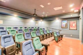 Community Movie Theatre| Lodge at Lakeline Village