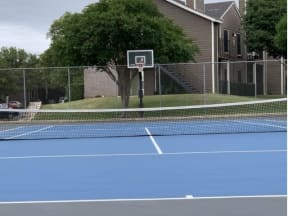 Sports Court |Canyon Creek