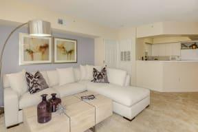 Living room | Via Lugano