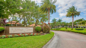 Welcoming community signage | Village Place
