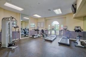 Fitness center | Village Place