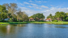 Water views | Village Place
