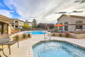 Pool and spa   Arterra