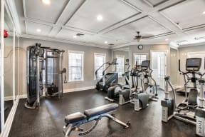 Fitness center | Yacht Club