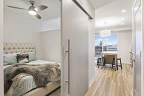 Designer Flooring In Units At Revel Apartments In Minneapolis, MN