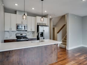 Open Concept Floor Plans At Boutique 28 Apartments In Minneapolis, MN