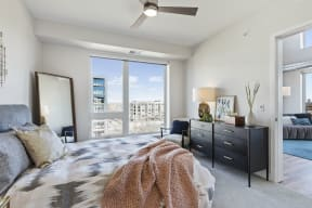 Ample Natural Lighting In Apartments At Revel Apartments In Minneapolis, MN