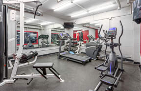 Marcy Park Apartments Fitness