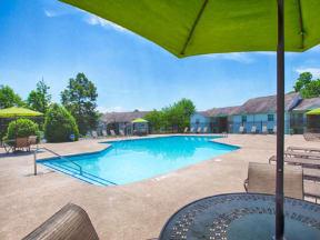 Laurens Way Apartments pool