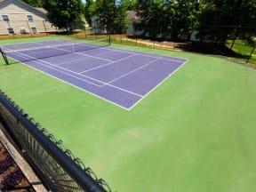 Laurens Way Apartments tennis