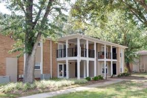 External Apartment View at Shellbrook, North Carolina