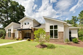 Newly Constructed Clubhouse and Amenities at Shellbrook Apartments in Raleigh NC