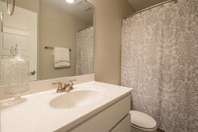 Bathroom Accessories at Shellbrook, Raleigh, NC