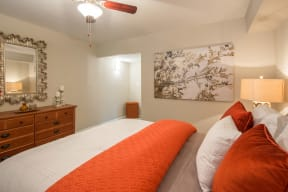 Ceiling Fans In All Bedrooms at Shellbrook, Raleigh
