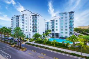 10X Ft. Lauderdale Apartment Exterior