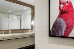 10X Ft. Lauderdale Apartment Bathroom