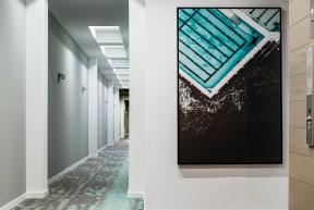 10X Ft. Lauderdale Apartment Hallway