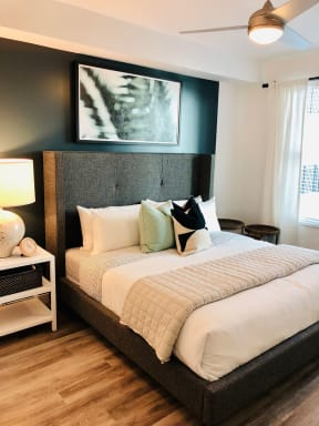 10X Ft. Lauderdale Model Bedroom