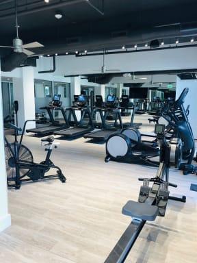 10X Ft. Lauderdale Gym Treadmill