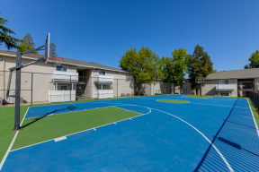 Basketball Court On-site
