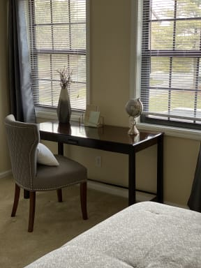 2ND Bedroom in 2BD Townhouse
