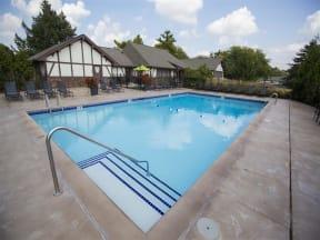 Large Pool to Enjoy