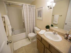 Apartment Hall Bath