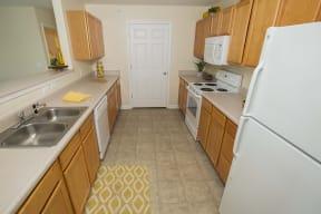 Large Phase I Kitchen