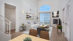 Luxurious Interiors at Le Blanc Apartment Homes, California, 91304