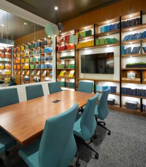 business center the q variel woodland hills ca