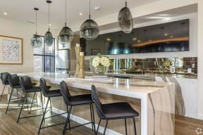 Clubhouse Kitchen |