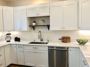 Kitchen at Farmstead at Lia Lane in Santa Rosa, CA 94928