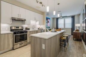 Beautiful Kitchen at The Core Natomas | Sacramento, CA