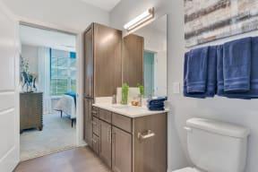 Luxurious Bathrooms at Alta Croft, North Carolina